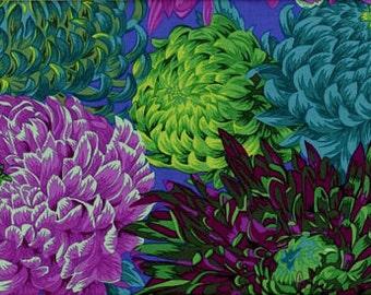Phillip Jacobs Classics Japanese Chrysanthemum Green (Half metre)