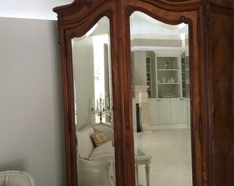 Sold~8/24 French Armoire Payment 3 for RW.