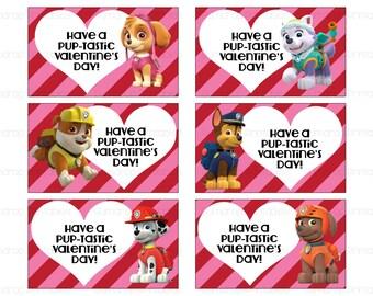 Panda Bear VALENTINE Cards Classroom