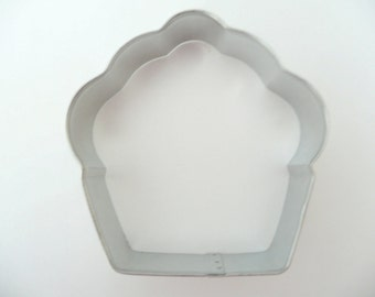 "3.5"" Muffin Cupcake Cookie Cutter Birthday Party 1st"