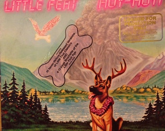 Little Feat, Hoy Hoy! Promo Copy! Record Album. # 2BSK 3538. Real Clean Copy