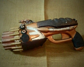 Big Betty Prop Steampunk Blaster