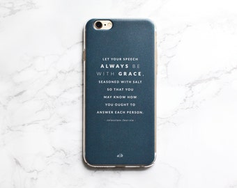 Always Grace Phone Case | iPhone 6/6s iPhone 6/6s Plus iPhone 7