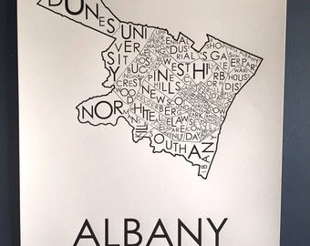Albany Has Neighborhoods O.G!