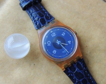 Vintage 1991 Swatch Quartz Watch