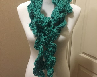 Light Weight Chunky Garland Scarf