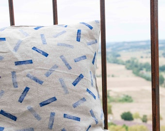 "Cushion cover ""Stick"""