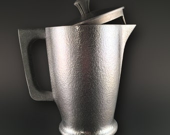 Club Hammered Aluminum Coffee Pot / Pitcher