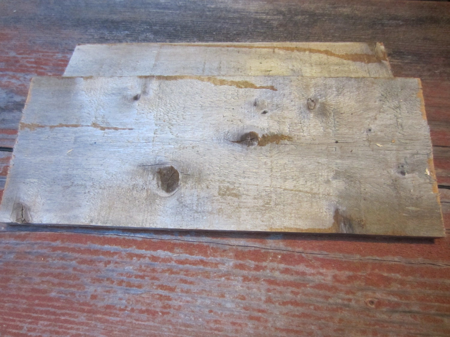 Weathered wood boards gray craft