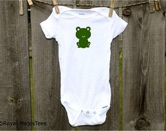 Frog Onesies®, Frog Baby Shower