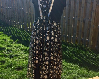 Witchy Strega Fashion Gothic Faery Dress size XL-XXL