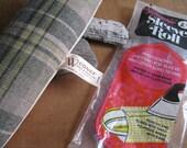 Vintage Weaver Sleeve Roll-Plaid-Ironing, Pressing, Dressmakers Seam Ham-Professional Pressing Aide...NIP...Reshopgoods