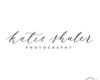 Custom Calligraphy Logo Design - Blog, Business, Branding