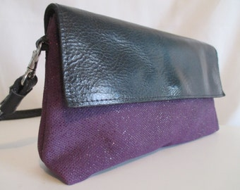 Bag, leather pouch