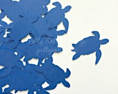 Sea Turtles Die Cuts, Sea Turtles Confetti, Under the Sea Die Cuts, Under the Sea Confetti, 20 Ct.