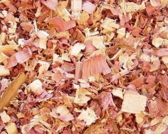 Cedar Wood Chips & Shavings - (1/4lb.)