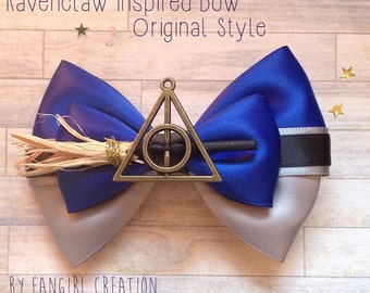 The Ravenclaw Inspired Bow