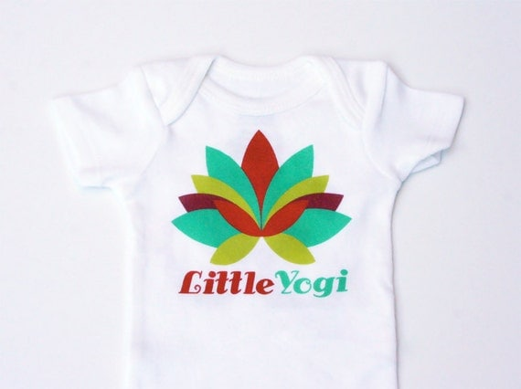 Baby Gifts Yoga : Yoga onesie shirt trendy baby clothes gift for
