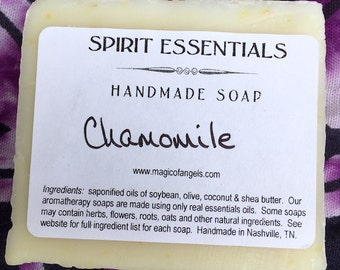 Chamomile Handmade Soap
