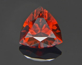 1.00 ct Pyrope Garnet, Natural Untreated, Custom Cut USA Loose Gemstone