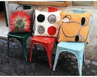 Decorative cushion  Dots