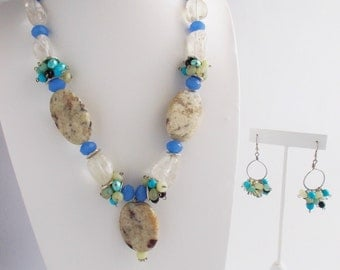 8251JS - Avinnah Necklace Set