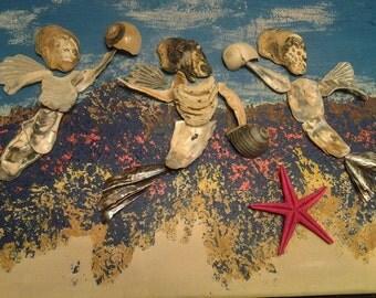 Hermes, Odysseus & Pereus