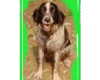 Man's Best Friend photo iPhone case available for iPhone 6+, iPhone 6, iPhone 5.5 and iPhone 5.5s