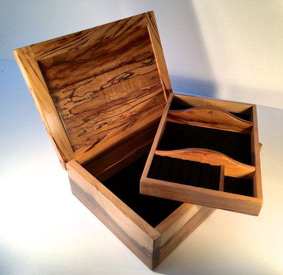 Heirloom Handcrafted Boxes.