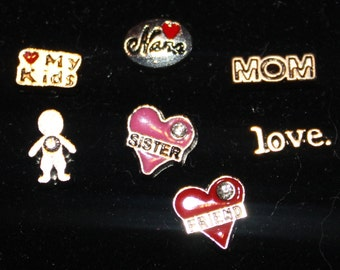 Family and love Charms