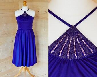 Diamonds Run, 1970's disco dress