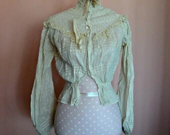 Vintage/Antique Victorian/Edwardian Blouse