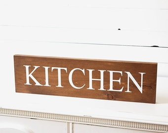 Kitchen Sign- Farmhouse Decor- Rustic Signs for Kitchen- Rustic Home Decor- Rustic Signs- Farmhouse Signs- Rustic Kitchen Decor