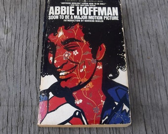 ABBIE HOFFMAN Autobiography Paperback Soon To Be A Major Motion Picture 1982