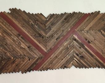 Rustic Wall Art Handmade Of 100% Reclaimed Wood, Wall Art,  Wood Wall Art,  Wooden Wall Art