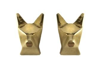 Foxy Lady Stud Earrings