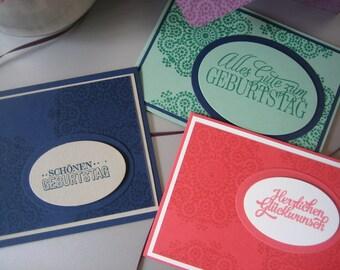 Card box ornament