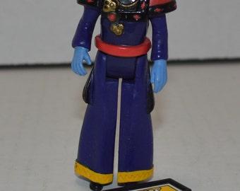 King Zarkon complete vintage Voltron action figure from Panosh Place 1984