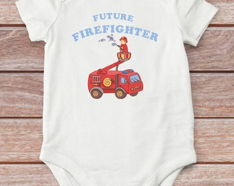 baby boy clothes firefighter – Etsy