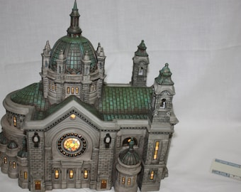 Dept. 56 The Cathedrall of St. Paul