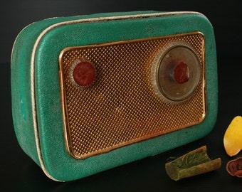 Rare vintage radio, Tesla radio, Tesla Comet 9 Commodore, Tesla transistor, radio, 9 transistor, Old portable radio, Comet-9 Commodore,