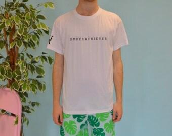 Abstract palm print shorts