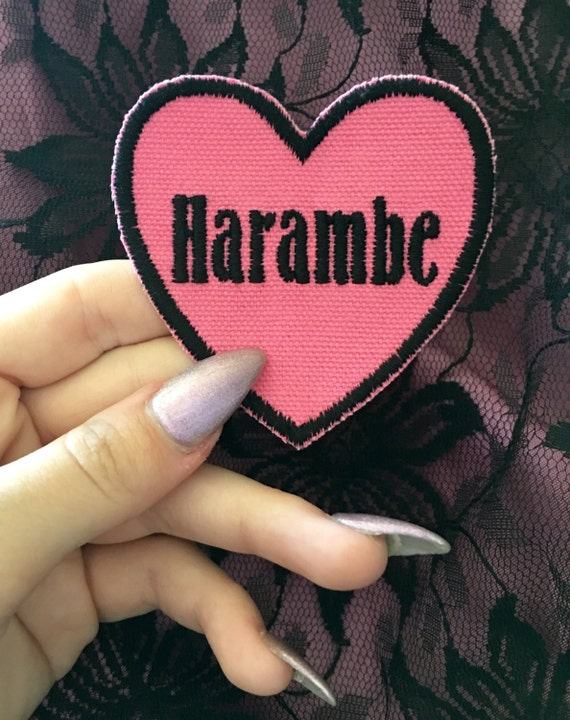 Harambe patch