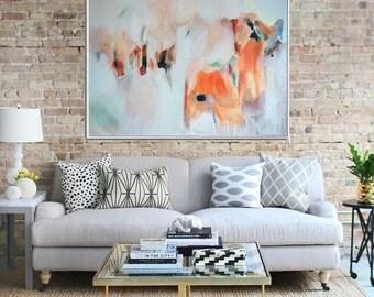 Abstract Canvas Art, Acrylic Painting, Original Painting,  Abstract Expressionist Painting, Modern Art, Contemporary Art, Abstract Wall art