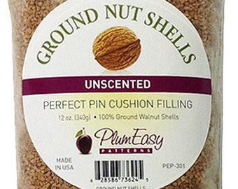 Unscented Ground Walnut Shells by Plum Easy