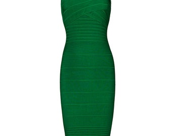 Jadore Lux Bandage Dress