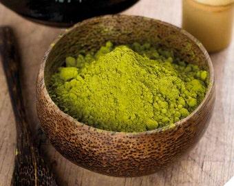 SALE Healthy Japanese Matcha Tea- Organic - Ceremonial Grade - 30g tin