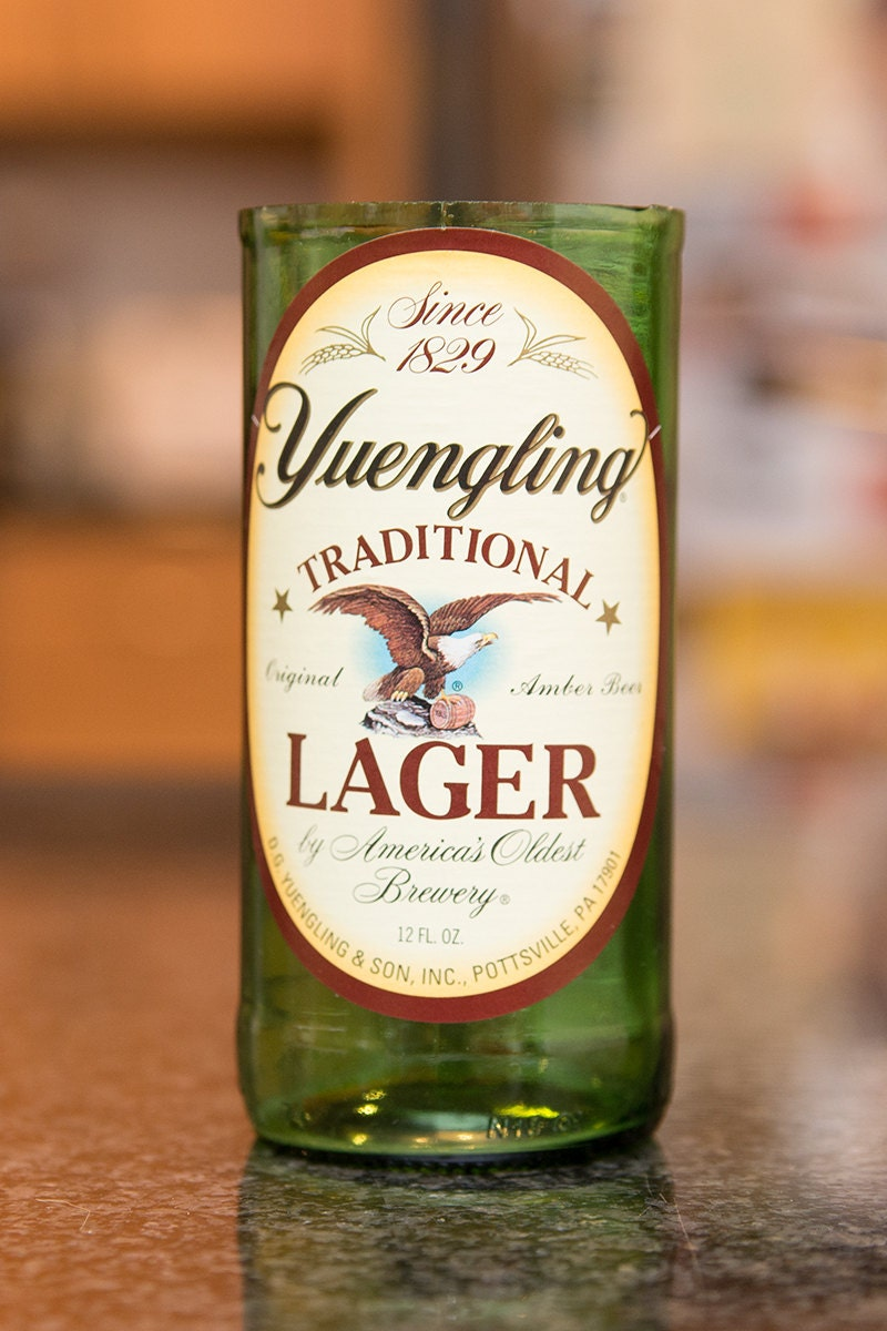 Candle Yuengling Lager
