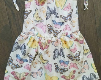 Premium Cotton Flutter Dress