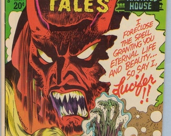 Ghostly Tales 108 Nov 1973 VF- (7.5)